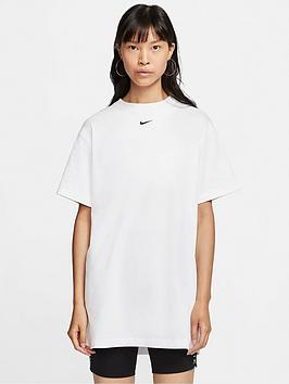 Nike Nike Nsw Essentials Dress - White Picture
