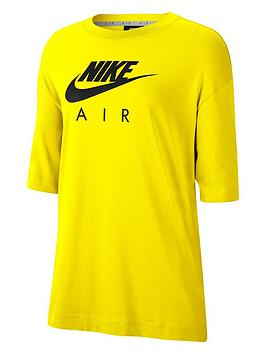 nike-nswnbspairnbspt-shirt-yellow