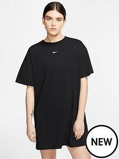 nike-nsw-essentials-t-shirt-dress-blacknbsp