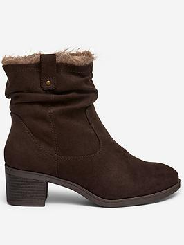 Dorothy Perkins Dorothy Perkins Dorothy Perkins Wide Fit Brown Moscow  ... Picture