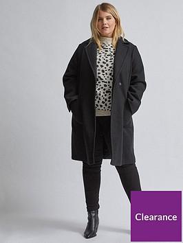 dorothy-perkins-curve-wrap-coat-black