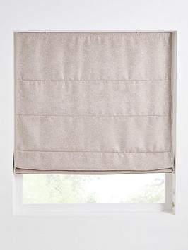 Very Woven Thermal Roman Blind