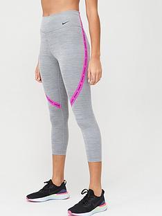nike-the-one-crop-legging-grey