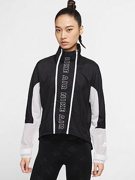 Nike Nike Air Running Jacket - Black Picture