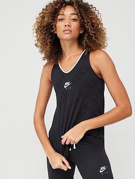 Nike Nike Air Running Tank Top - Black Picture