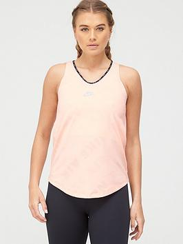 Nike Nike Air Running Tank - Washed Coral Picture