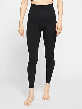 Nike Nike Yoga Seamless Leggings - Black Picture