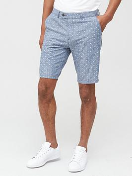 V by Very V By Very Chambray Short - Blue Picture
