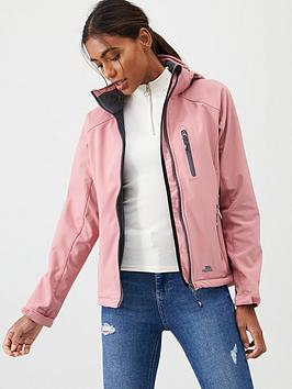 Trespass Trespass Bela Ii Softshell Jacket - Pink Picture