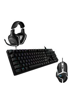 logitech-logitech-g-pc-gaming-bundle-includes-g502-hero-se-mouse-g512-se-rgb-mechanical-gaming-keyboard-g332-se-gaming-headset