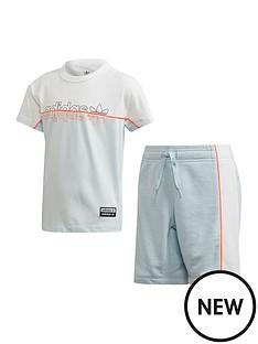 adidas-originals-boys-short-set