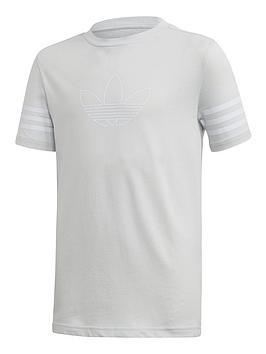adidas-originals-childrens-outline-tee-light-blue