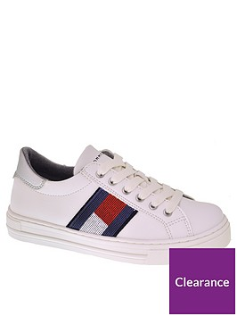 tommy-hilfiger-girls-sequin-flag-trainers-white