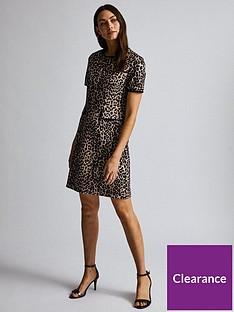 dorothy-perkins-animal-suedette-shift-dress-leopardnbsp