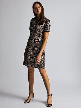 dorothy-perkins-animal-suedette-shift-dress-leopardnbsp