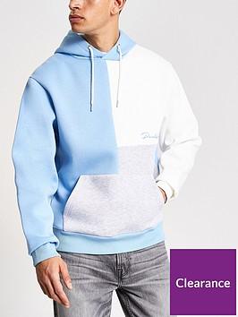 river-island-prolific-colour-block-hoodie-bluewhitenbsp