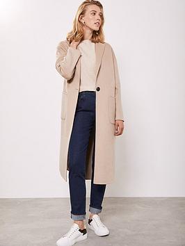mint-velvet-split-seam-cocoon-coat-camel