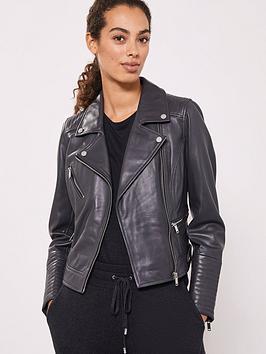 mint-velvet-stitch-sleeve-detail-leather-biker-smoke