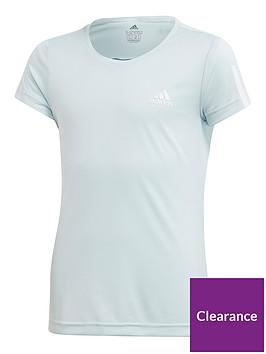 adidas-youth-girls-training-equip-tee-light-blue