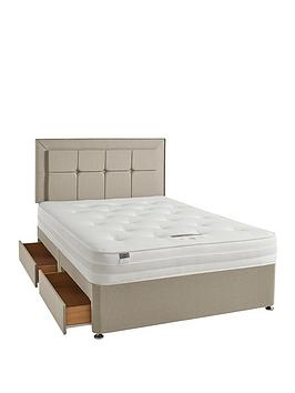 Silentnight Silentnight Paige 1400 Ortho Divan Bed With Storage Options -  ... Picture