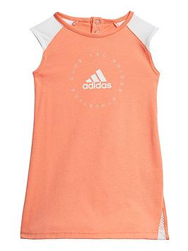 Adidas Adidas Infant Girls Dress - Orange Picture