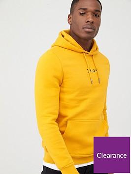 river-island-prolificnbspslim-fit-hoodie-yellow