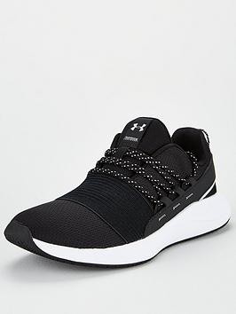 Under Armour Under Armour Charged Breathe Lace - Black/White/Grey Picture