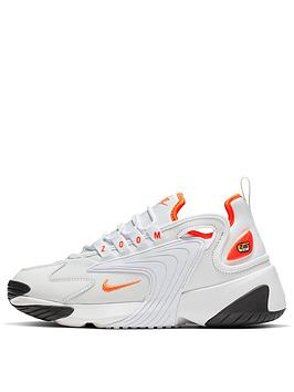Nike Nike Zoom 2K - White/Orange Picture