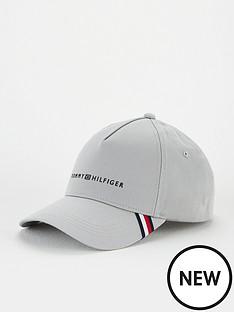 tommy-hilfiger-uptown-cap-silver