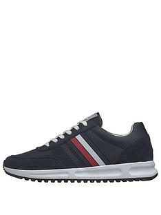 tommy-hilfiger-modern-corporate-leather-runner-trainers-desert-sky-navy