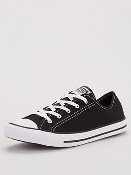 Converse Converse Chuck Taylor All Star Dainty - Black Picture