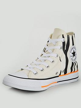 Converse Converse Chuck Taylor All Star Hi - Ivory Picture
