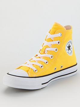 converse-chuck-taylornbspall-star-hi-top-yellow