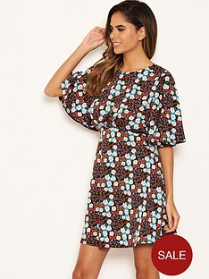 ax-paris-floral-day-dress-red