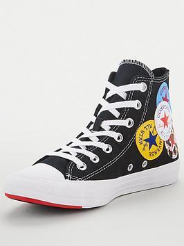 Converse Converse Chuck Taylor All Star Multi Logo - Black Picture