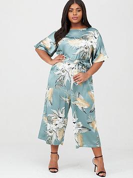 ax-paris-curve-satin-floral-jumpsuit-floral