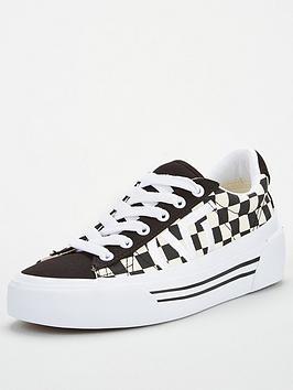 Vans Vans Ua Sid Checkerboard - White/Black Picture