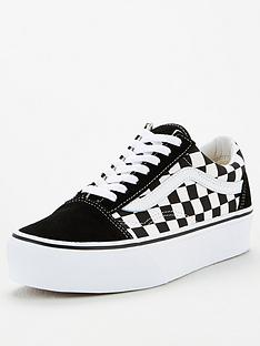 vans-ua-old-skool-platform-checkerboard