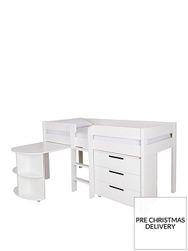 stompa-mid-sleeper-with-pull-out-desk-drawers-and-mattress-options-buy-and-save