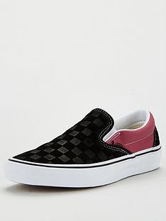 vans-vans-ua-classic-slip-on-deboss-checkerboard
