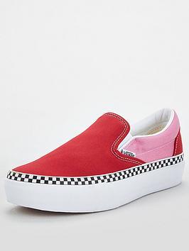 vans-ua-classic-slip-on-platform-redpinknbsp