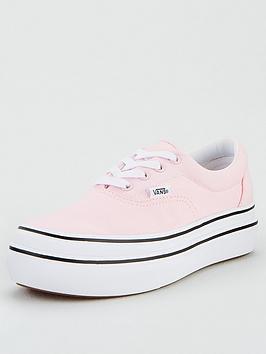 Vans Vans Ua Super Comfycush Era - Pink/White Picture