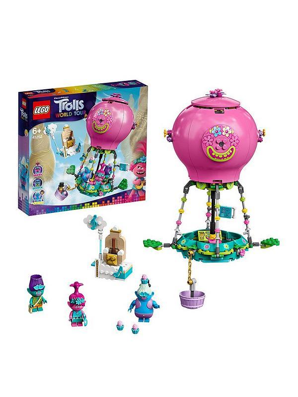 Lego Trolls 41251 World Tour Poppy S Pod Portable Travel