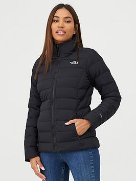 The North Face The North Face Stretch Down Jacket - Black Picture