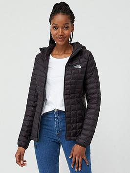 The North Face The North Face Thermoball&Trade; Sport Hoodie - Black Picture