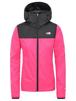 The North Face The North Face Cyclone Jacket - Pink/Black Picture