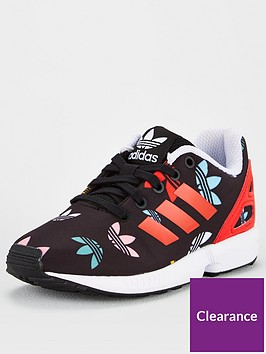 adidas-originals-originals-zx-flux-childrens-trainer-core-black