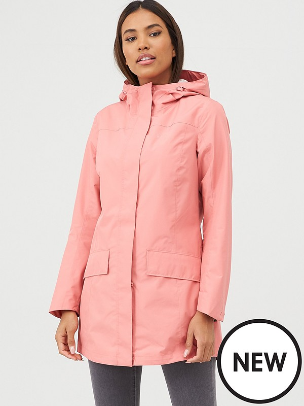 Cape York Coat Pink