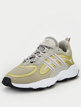 adidas Originals Adidas Originals Haiwee Junior Trainer - Off White Picture