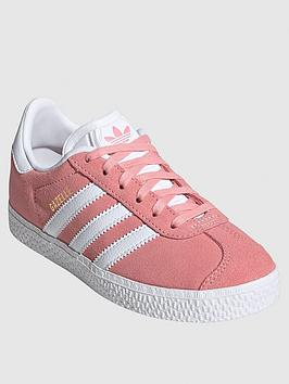 adidas Originals  Adidas Originals Childrens Gazelle Trainers - Pink